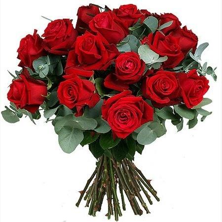 Купить в Харькове Букет роз №1