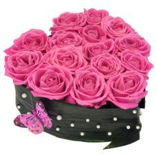 Купить в Харькове Сердце роз №36