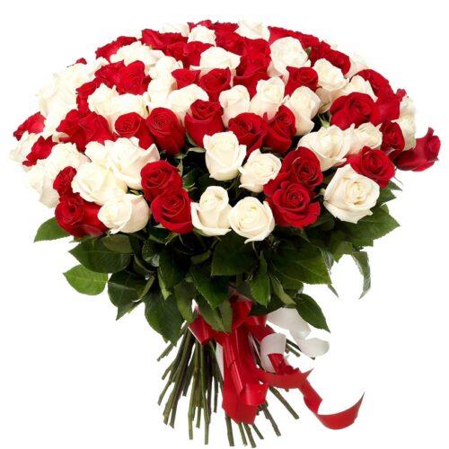 Букет роз №38