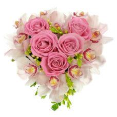 Букет роз №30
