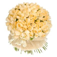 Купить в Харькове Букет роз Жемчуг