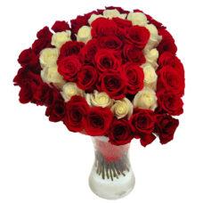 Купить в Харькове Сердце роз №5
