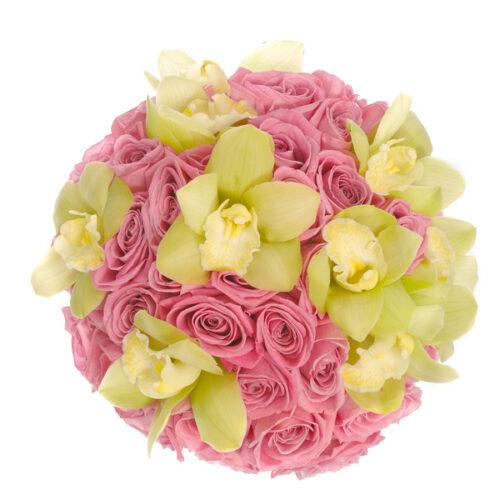 Купить в Харькове Букет Орхидеи