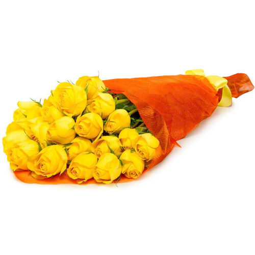 Купить в Харькове Букет роз «Золото скифов»