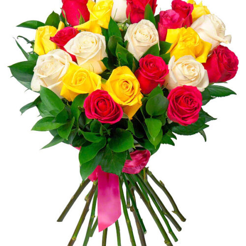 Букет Ассорти из роз