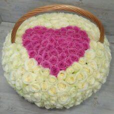 Сердце цветов №40