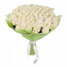 Букет роз №28