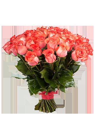 Купить в Харькове Букет роз Игуана