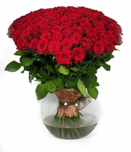 Купить в Харькове Букет роз №61