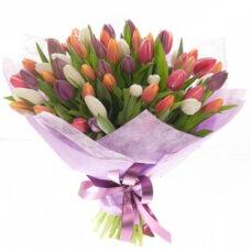 Букет Тюльпанов Микс2