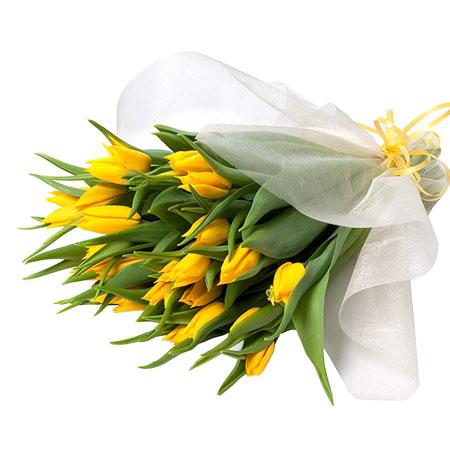 Купить в Харькове Букет Тюльпанов №2