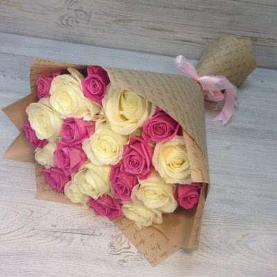 Купить в Харькове Букет роз №137