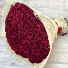 Букет роз №136
