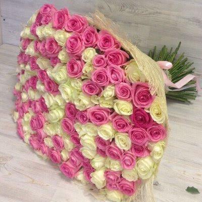 Купить в Харькове Букет роз №92