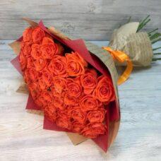 Букет роз №131
