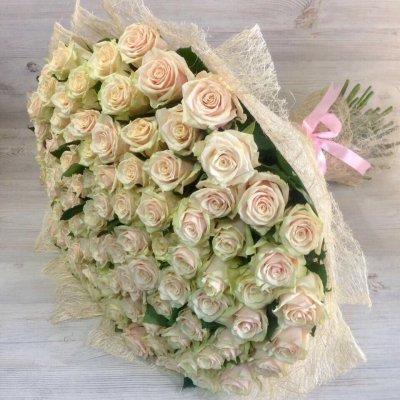 Купить в Харькове Букет роз №116