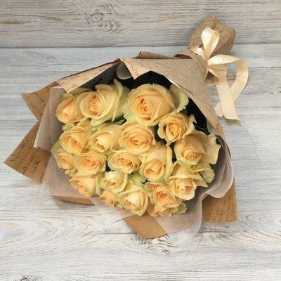 Купить в Харькове Букет роз №117