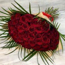 Букет роз №119