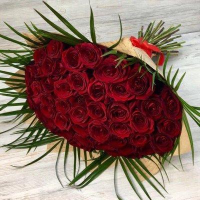 Купить в Харькове Букет роз №119