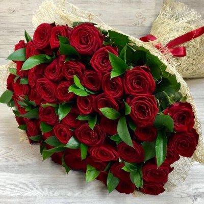 Купить в Харькове Букет роз №122