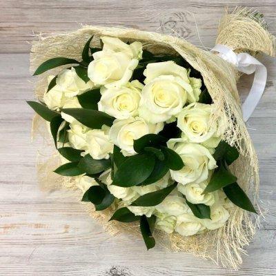 Купить в Харькове Букет роз №126